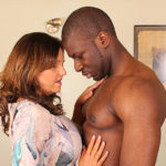 Maturenl - Hot British mom cheating on her husband with a strapping black guy