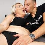 Maturenl - Naughty mature Gasha having fun with her toy boy