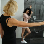 Maturenl - These horny old and young lesbians have great fun in the shower