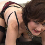 Maturenl - Horny Mature Lady Playing With Herself