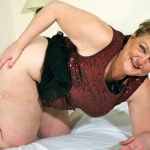 Maturenl - Big Mama Getting Herself Extremely Wet
