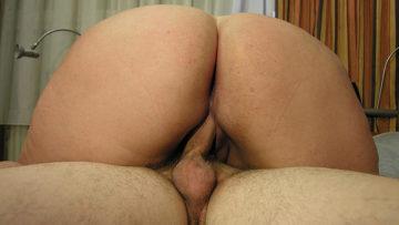 Maturenl - Big Titted Mama Sucking Her Ass Off