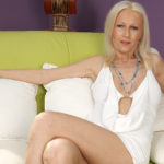Maturenl - Blonde Housewife Playing With Her Toys