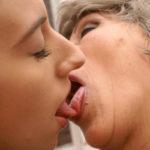 Maturenl - Granny Having Kinky Sex With A Teeny Slut