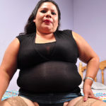 Maturenl - Hairy Mature Latina BBW Getting Very Frisky