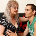 Maturenl - Horny Mature Slut Doing Her Younger Lover