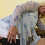 Maturenl - Horny Blonde Housewife Playing With Herself