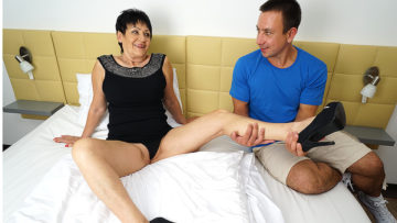 Maturenl - Horny Mature Lady Getting Fucked By Her Toy Boy