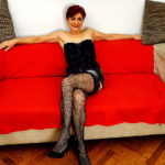 Maturenl - Horny Mature Lady Masturbating On Her Couch