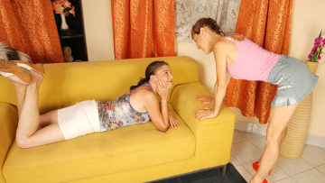 Maturenl - Hot Old And Young Lesbians Get Wicked And Wild