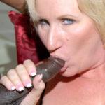 Maturenl - Kinky Mama Getting Two Black Cocks At Once