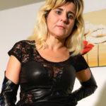 Maturenl - Naughty Housewife Playing With Her Special Toys