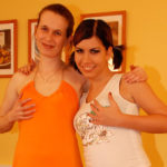 Maturenl - Old And Young Lesbians Make A Party On Their Own