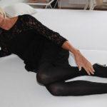 Maturenl - Sexy German Grandma Masturbating