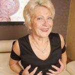 Maturenl - Sexy Grandma Gets Her Beaver Wet