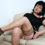Maturenl - This Horny Housewife Loves To Masturbate