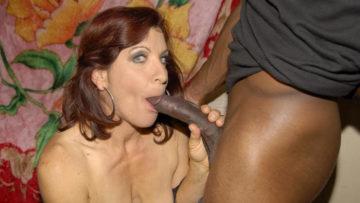 Maturenl - This Horny Mature Slut Loves Her Cocks To Be Black