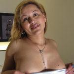 Maturenl - This Horny Mature Slut Loves To Get Wet
