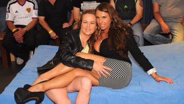 Maturenl - Two German Housewives Get Wild At A Gang Bang