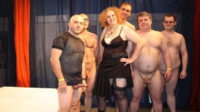crazy german amateur groupsex orgy